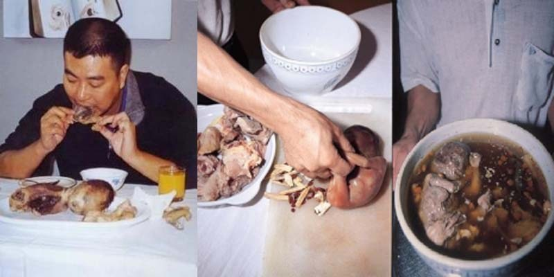 Chinese People Eat Human Baby Soup To Improve Health ...